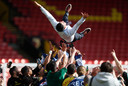 Watford-coach Xisco Munoz is de gevierde man bij Watford FC.