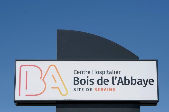 Le centre de dépistage du Centre hospitalier Bois de l'Abbaye (CHBA, Seraing, province de Liège) sera fermé à partir de samedi jusqu'au dimanche 25 octobre inclus.