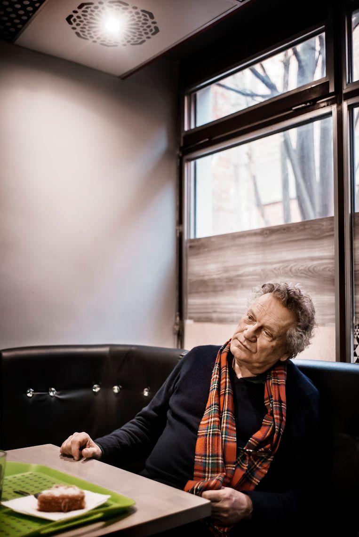 Paul Schyvens, directeur van De Roma in Antwerpen / © Eric de Mildt. All rights reserved. Beeld Eric de Mildt