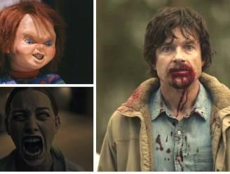 De vijf gruwelijkste reeksen voor Halloween