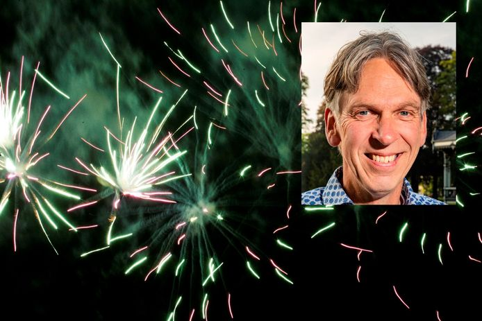 Hessel Dooper hoopte het beslissende zetje te geven in de strijd om een algeheel vuurwerkverbod.