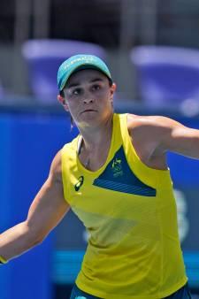 Barty bij eerste olympische deelname direct uitgeschakeld, Murray verdedigt titel niet