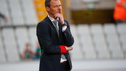 Laurent Guyot niet langer trainer van Cercle Brugge, Jeunechamps neemt over tot einde van het seizoen