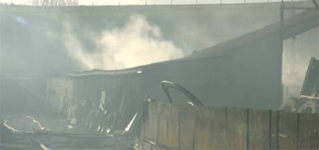50 vaches et 200 moutons périssent dans un incendie à Vieux-Sart, les riverains confinés