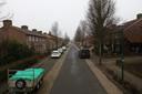 Baverdestraat in Lieshout