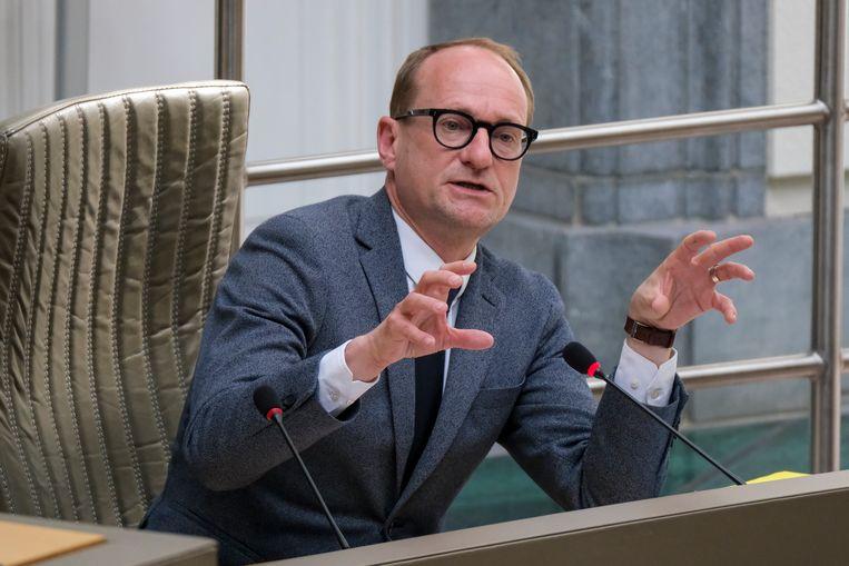 Vlaams sportminister Ben Weyts. Beeld BELGA