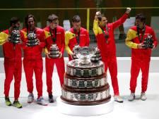 La phase finale de la Coupe Davis étendue à 11 jours dans plusieurs villes