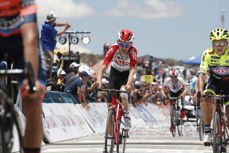 Bij Lotto-Soudal zijn alle ogen gericht op Tiesj Benoot, Tim Wellens en sprinter Caleb Ewan. Beeld Photo News