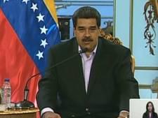 Maduro zegt dat hij 300 ton hulpgoederen van Rusland krijgt