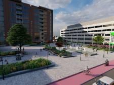 Zo moet het Mill Hill-plein eruit gaan zien, volgens drie studenten aan de Associate degrees Academie