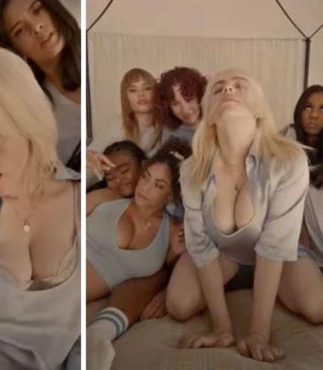 """Billie Eilish dévoile le clip osé de son nouveau single """"Lost Cause"""""""