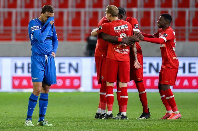 Antwerp won op de laatste speeldag van de reguliere competitie nog van Genk, maar start de play-offs ook met een wedstrijd tegen de Limburgers.