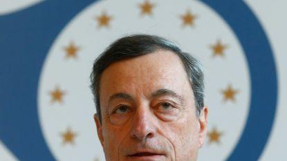 Euro schiet hoogte in na opmerkingen Draghi