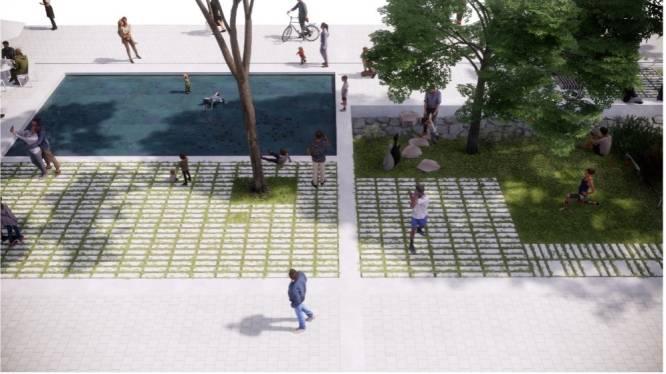 """Fietsersbond juicht plan voor nieuwe Oude Vest toe: """"Kan mooi stukje stad worden"""""""