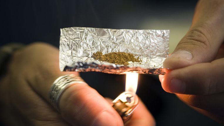 Gebruik van heroïne Beeld ANP