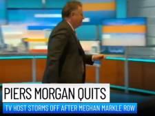 """Un journaliste quitte sa propre émission après avoir démoli Meghan Markle: """"J'en ai fini avec ça"""""""