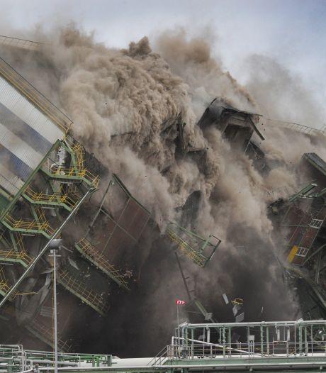 Van fosforfabriek Thermphos is alleen nog een kantoor over: 'Je herkent het niet meer'