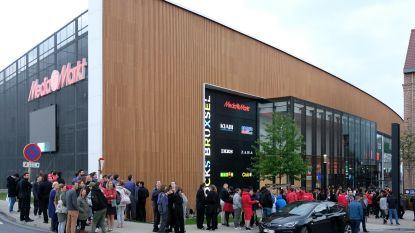 Drie Brusselse shoppingcentra opnieuw open na bommeldingen