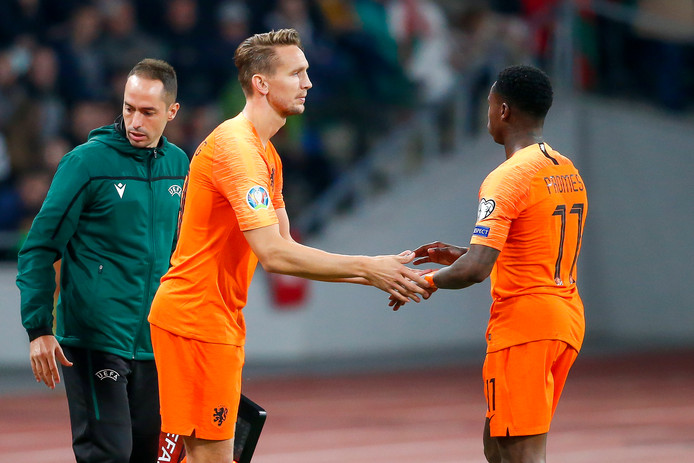 13-10-2019: Voetbal: Wit-Rusland v Nederland: Minsk Soccer European qualification season 2019-2020  Belarus - Netherlands