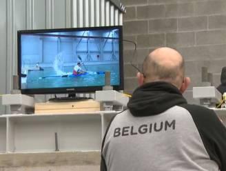 Red Torpedoes bereiden zich in nieuw maritiem onderzoekscentrum in Oostende voor op Spelen