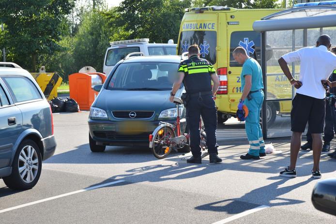Ongeval Rat Verleghstraat.