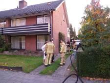 Woning in Waalre onder de rook na kortsluiting