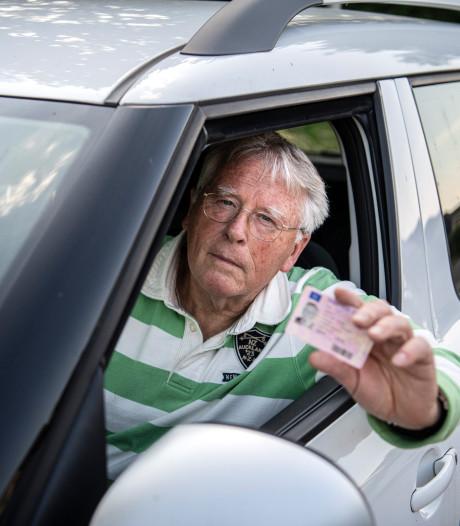 CBR verlengt de wachttijd in plaats van het rijbewijs van Gerrit Rike