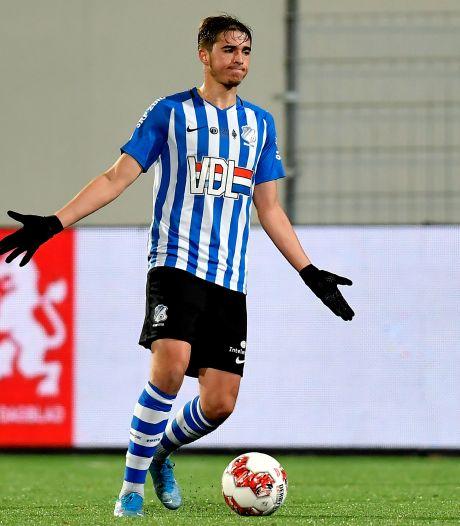 ADO hoopt nog altijd op nalatige Bourard: contract bij FC Eindhoven automatisch verlengd