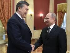Un entretien Poutine-Ianoukovitch à Sotchi
