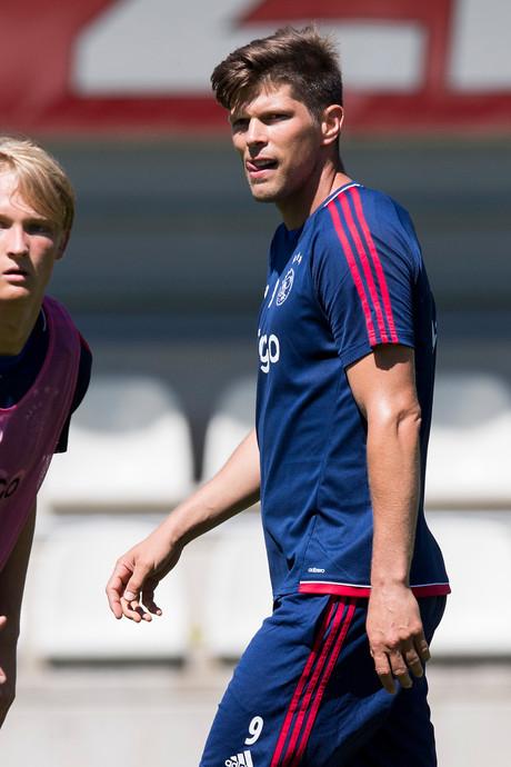 Ajax bijt spits af tegen Nice