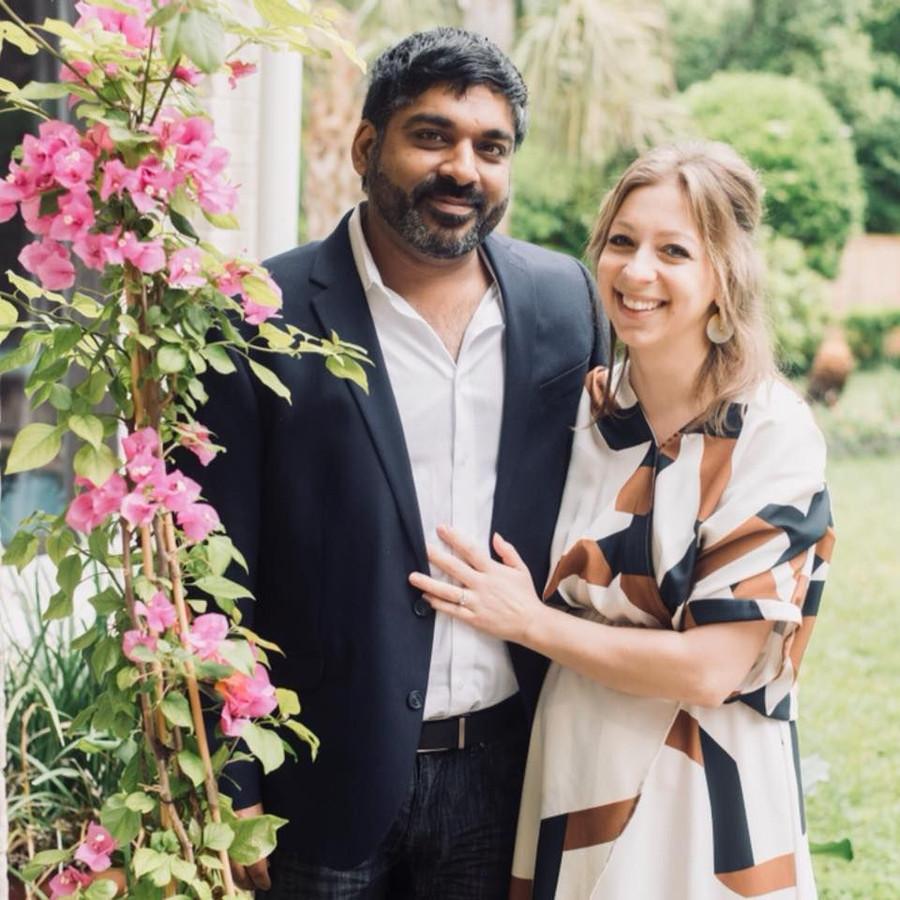 Maria en echtgenoot