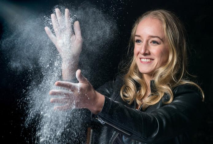 Olympisch kampioen Sanne Wevers. Foto: Wouter Borre