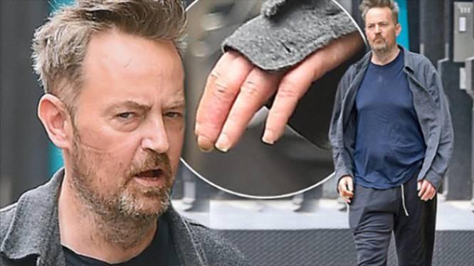 Geen werk, woning of vrienden: Chandler uit Friends compleet aan lagerwal geraakt