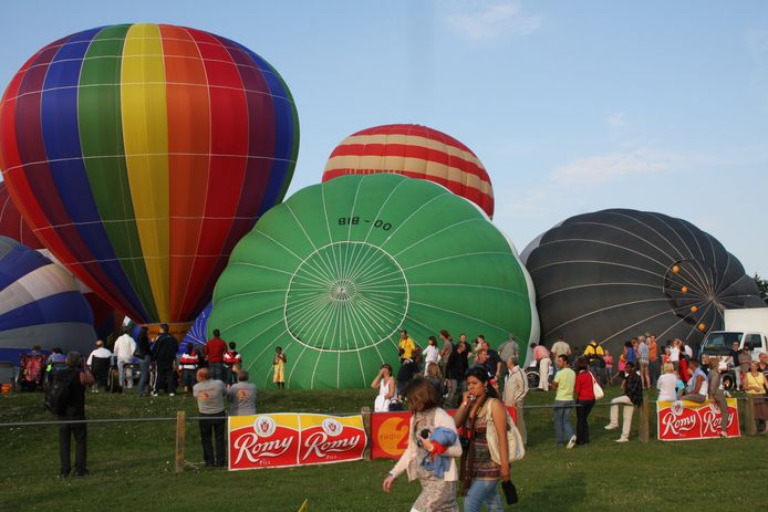Ondanks de ruzie zijn we op 27 en 28 juli sowieso zeker van kleurrijke ballonnen in Eeklo.