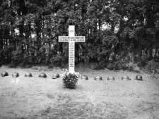 Eerbetoon aan Franse soldaten in Diessen