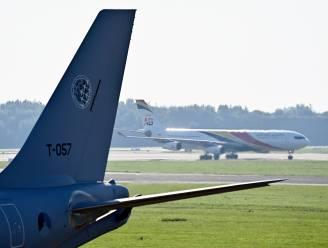 Nieuwe chartervlucht van Air Belgium op weg van Islamabad naar Melsbroek