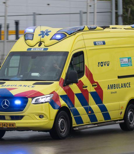 Man overleden bij ongeluk in distributiecentrum Jumbo Woerden