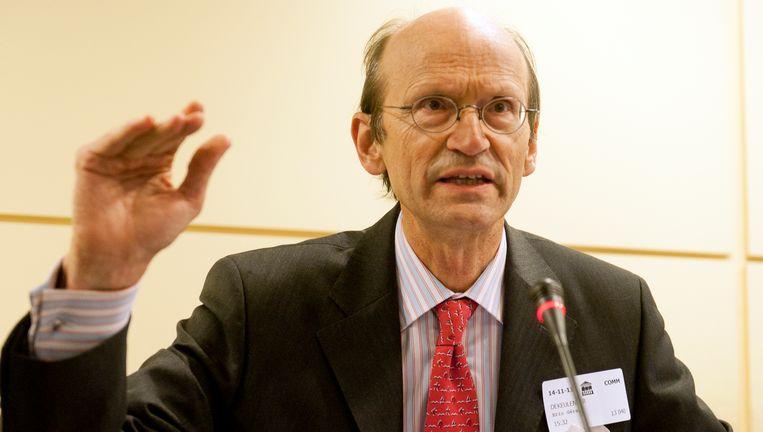 Archieffoto van Eric De Keuleneer, CEO van Credibe. Beeld belga
