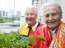 Allebei 90 jaar oud, maar 'oud en eenzaam' kennen ze niet: Eindhovense tweeling denkt over veel dingen hetzelfde