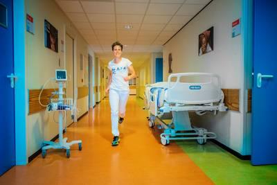Haagse ex-kankerpatiënt doet mee aan Roparun: 'Kanker is geen kort sprintje'