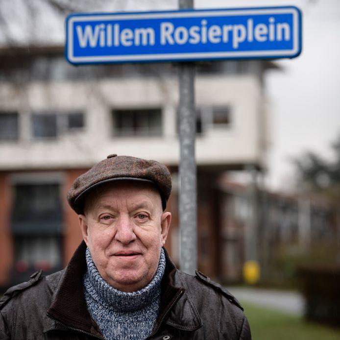 Willem Rosier is al meer dan 35 jaar voorzitter van de Zuiderspeeltuin en aanjager van veel activiteiten voor jong en oud in 't Getfert en Perik.