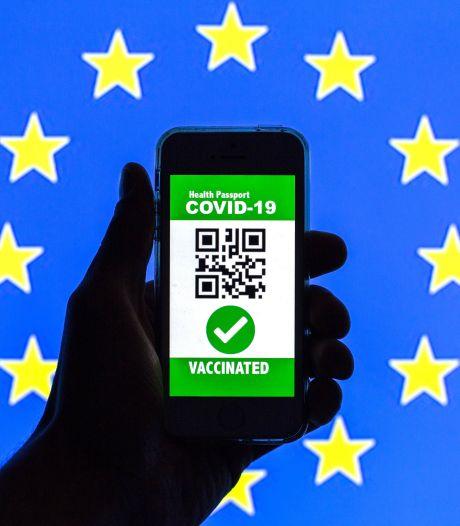Premier feu vert pour le certificat sanitaire européen