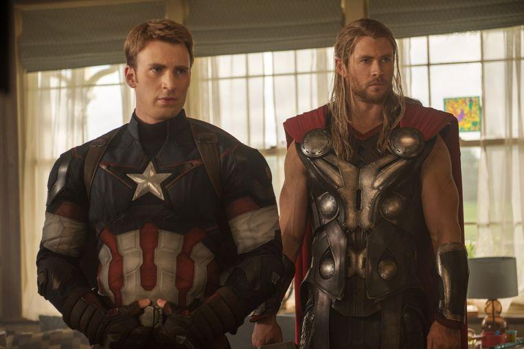 Avengers: Age of Ultron. Beeld rv