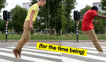 For the time being is een sterk staaltje theatrale empowerment