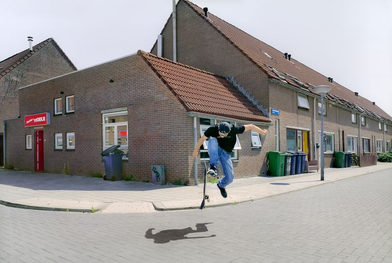 't Hoekje in Almere. Beeld Otto Snoek