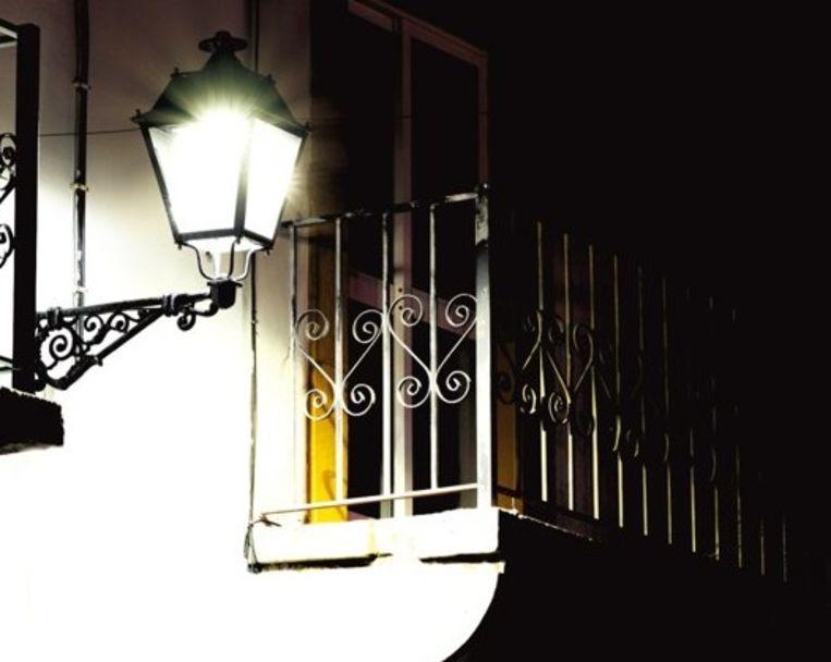 Omslag 'Voor wie in het donker op mij wacht' Beeld RV