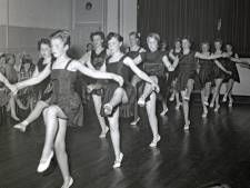 Wie draaide in 1955 de mooiste pirouettes bij dansschool Rozenstein in Eindhoven