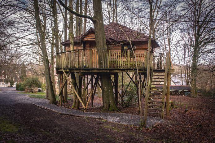 La Cabane du Bois Dormant se trouve à quelques minutes de Spa.