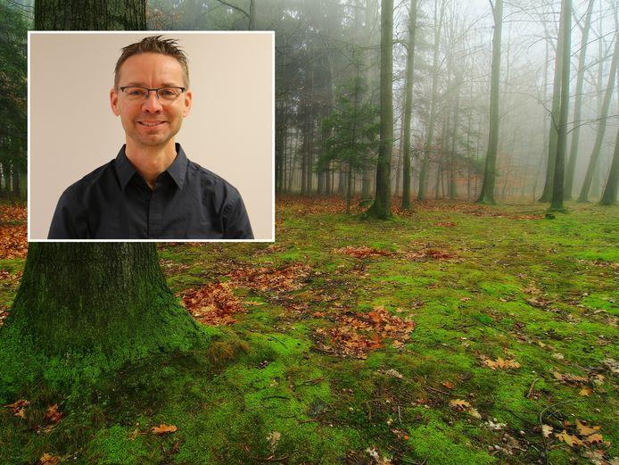Rolf Schipper denkt dat het haalbaar is om voor 2023 zeshonderdduizend nieuwe bomen te planten in de provincie Utrecht.