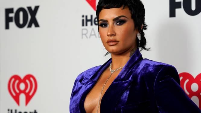 """Demi Lovato steekt overdosis op worsteling met gender: """"Ik onderdrukte wie ik werkelijk was om in het keurslijf te passen van sexy, vrouwelijke popster"""""""